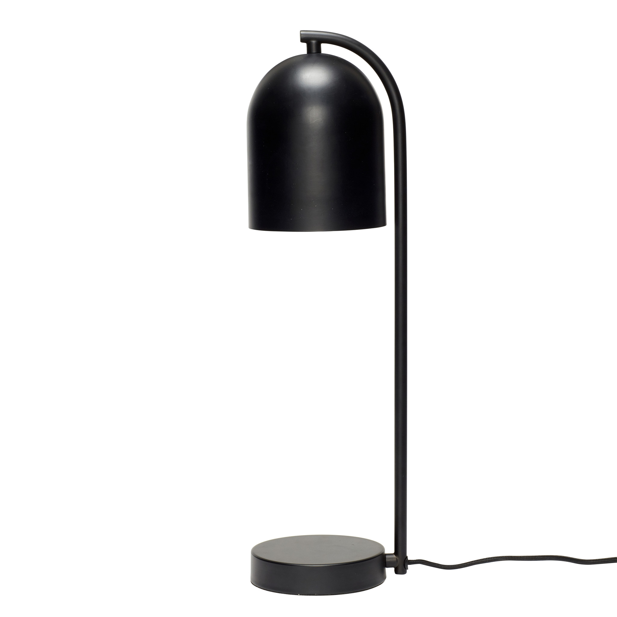 Hubsch Tafellamp, zwart-890551-5712772061985