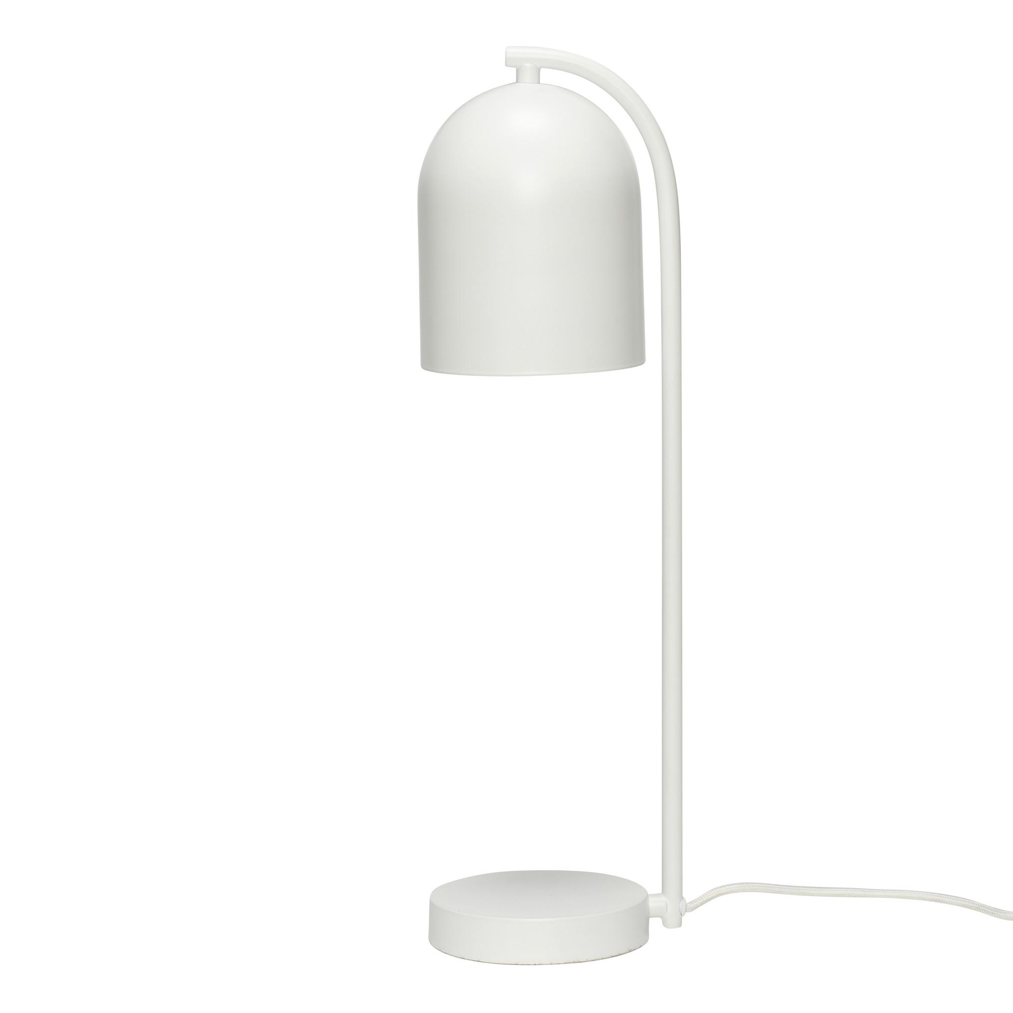 Hubsch Tafellamp, wit