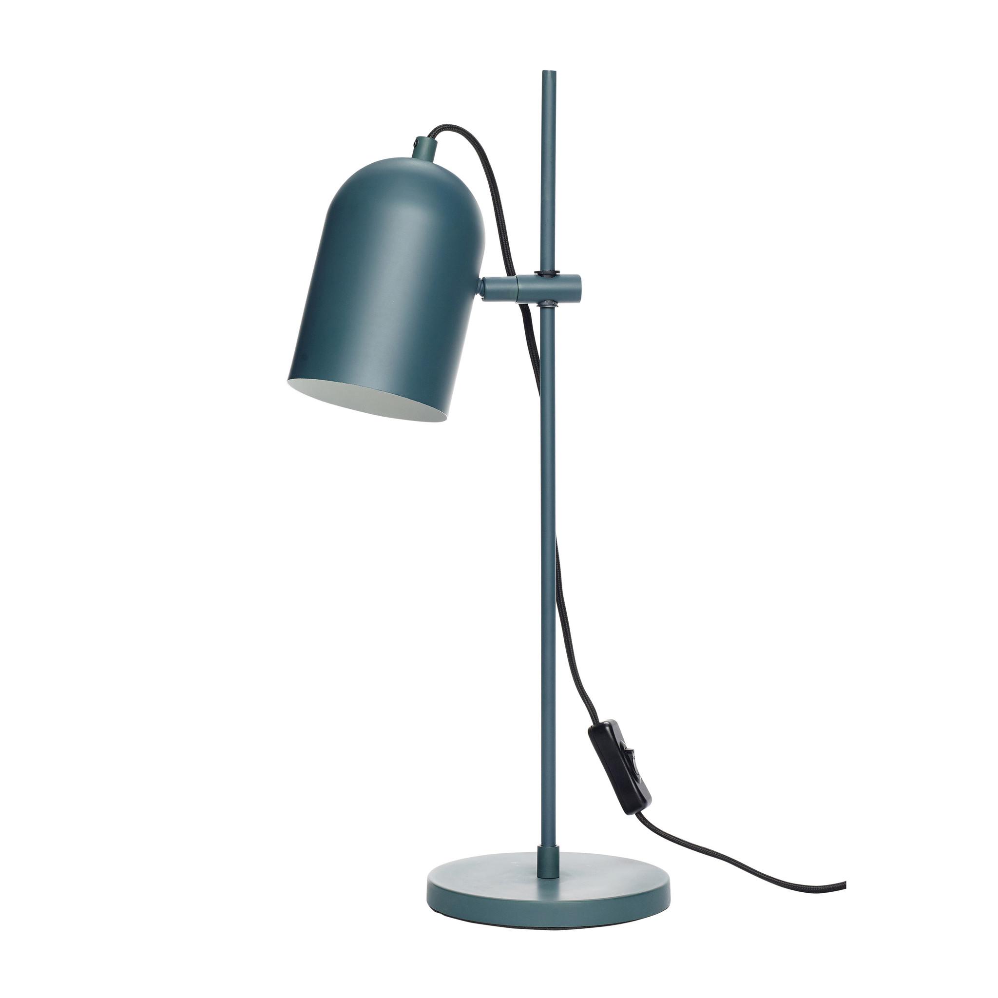 Hubsch Tafellamp, metaal, groen
