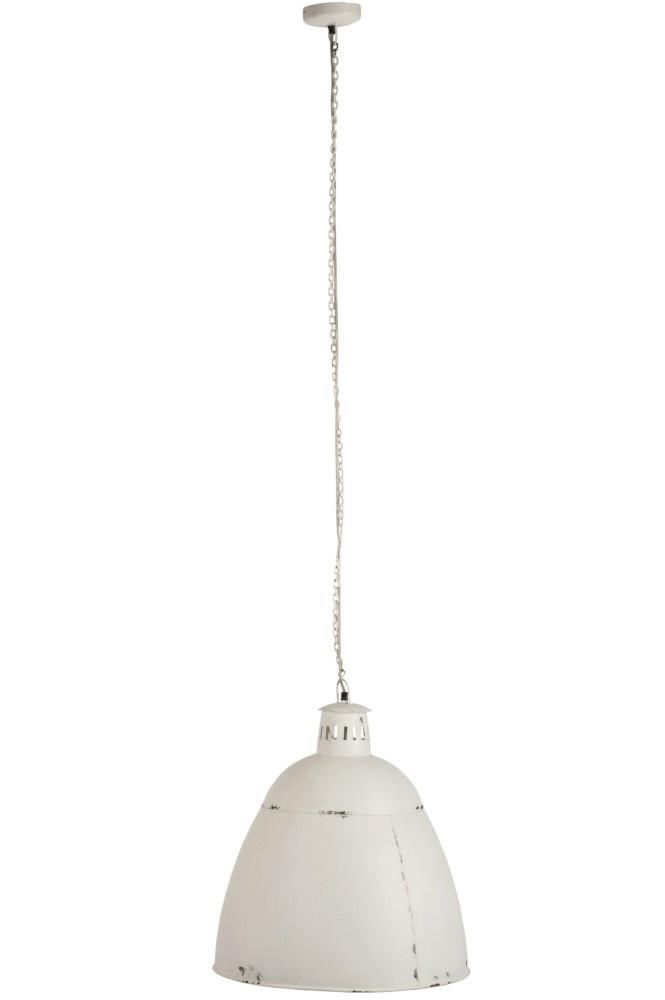 J-line Hanglamp Usa Metaal Wit