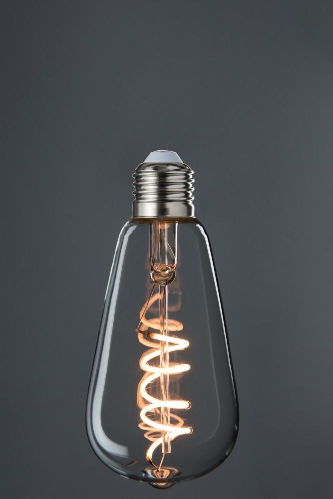 J-line Ledlamp St 64 Spiral E27-78817-5415203788177