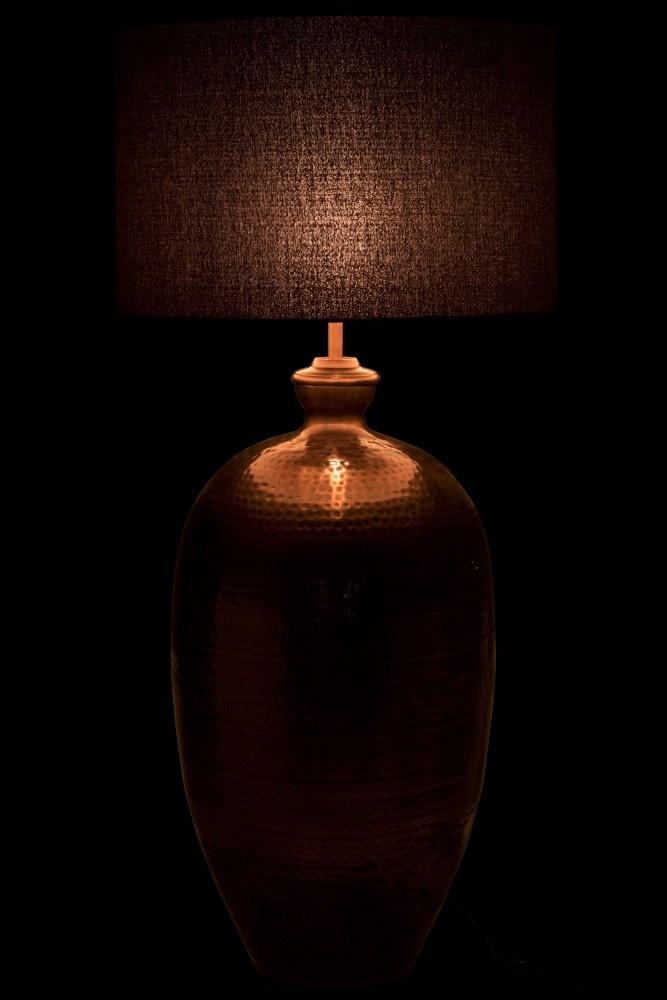 J-line Lamp Eivorm Aluminium Koper