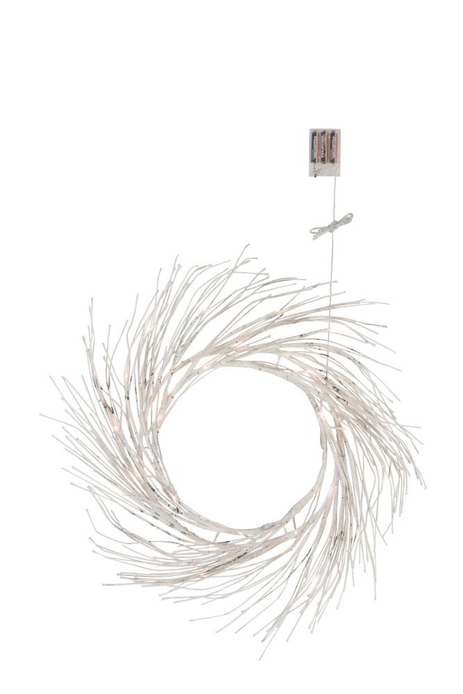 J-line Krans+Led+Adapter Berk Look