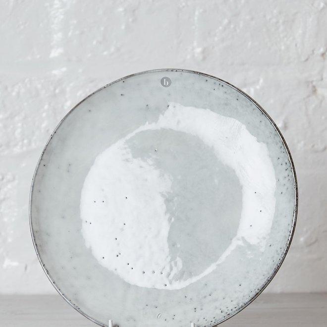 Broste Copenhagen Dinerbord Nordic Sand - ø26cm - set van 4 - 14533019