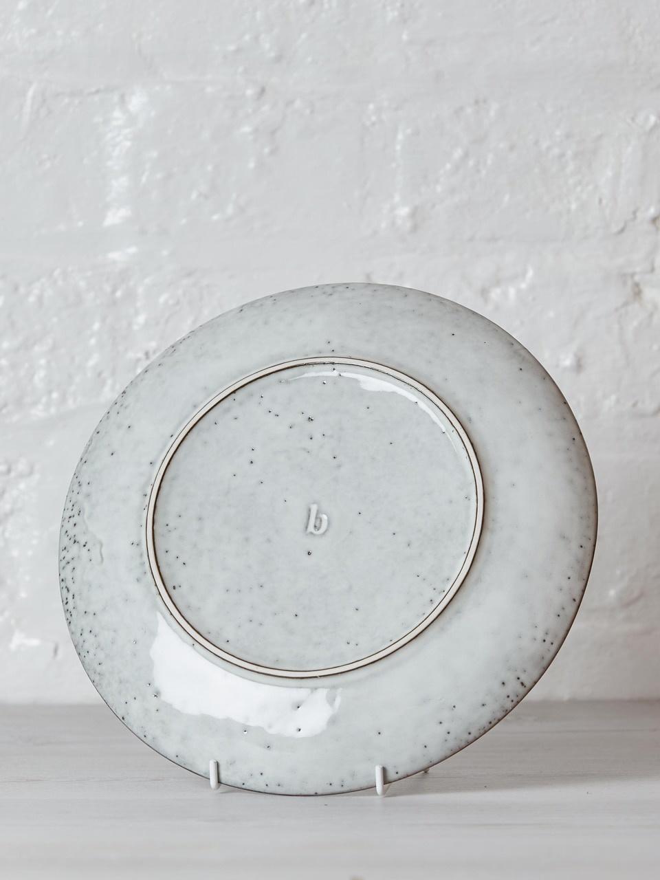 Broste Copenhagen Dinerbord Nordic Sand - ø26cm - set van 4-14533019-5710688040681