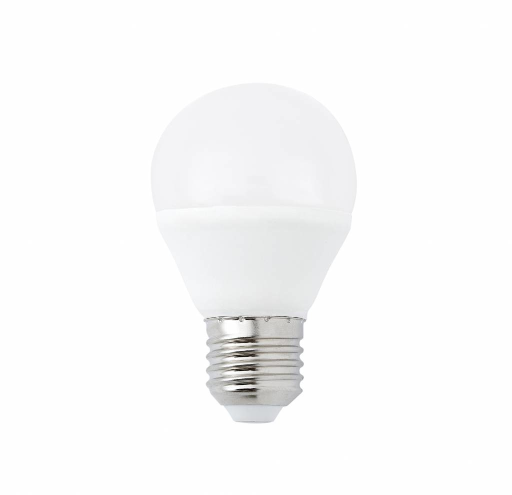 LED lamp - E27 fitting  - 3W vervangt 25W - Daglicht wit 6400K
