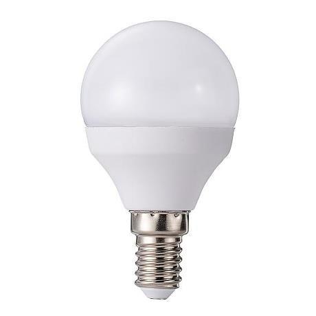 LED lamp - E14 fitting - 3W vervangt 25W - Warm wit licht 3000K-AR176204-8433325176204