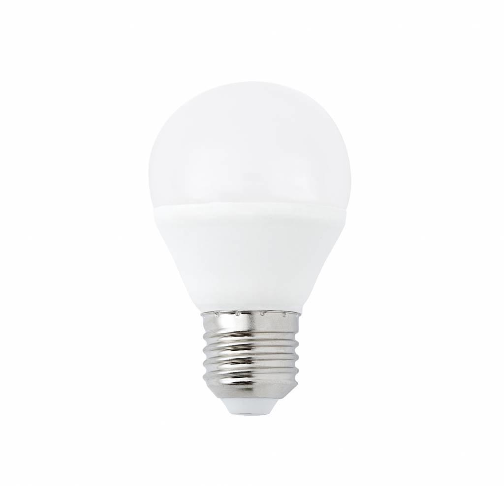 LED lamp - E27 fitting - 6W vervangt 50W - Helder wit licht 4000K-AR191375-8433325191375