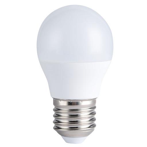 LED lamp - E27 fitting - 6W vervangt 50W - Warm wit licht 3000K-AR191381-8433325191382