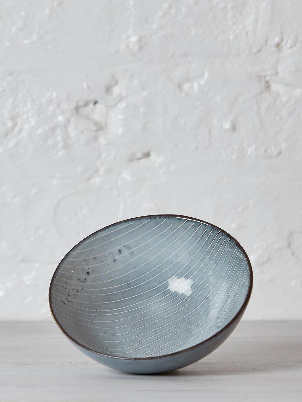 Broste Copenhagen Kom ø17 cm - Nordic Sea - 4 stuks-14531031-5709895874288