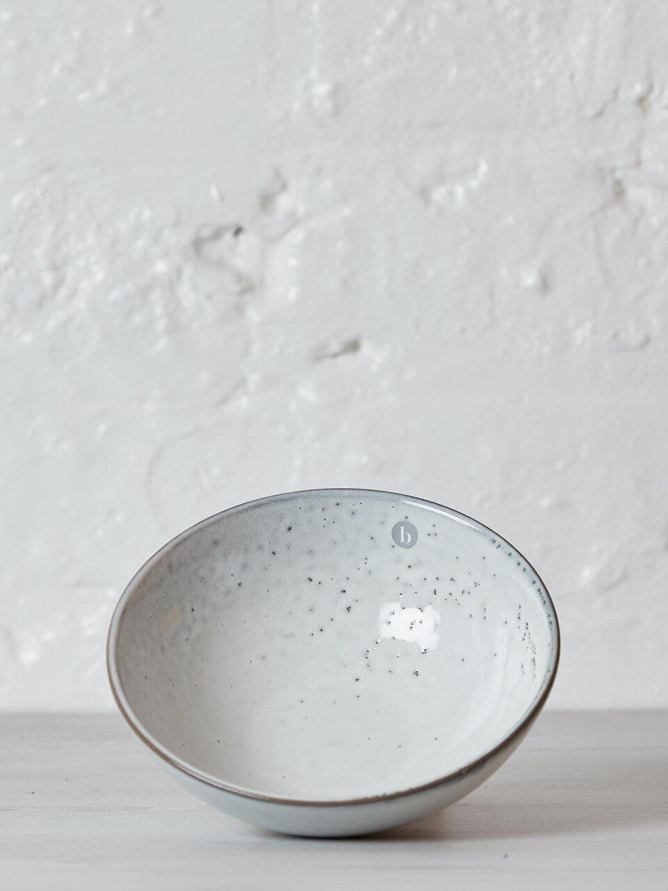 Broste Copenhagen Kom ø17 cm - Nordic Sand - 4 stuks-14533027-5710688040827