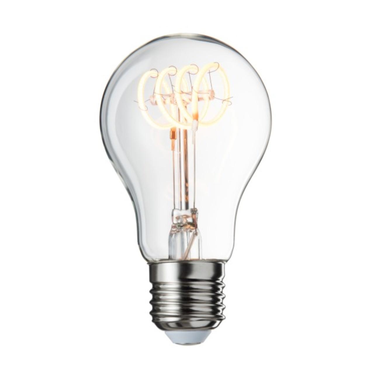 J-line LED E27 4W standaard 10 cm filament lichtbron-78816-5415203788160