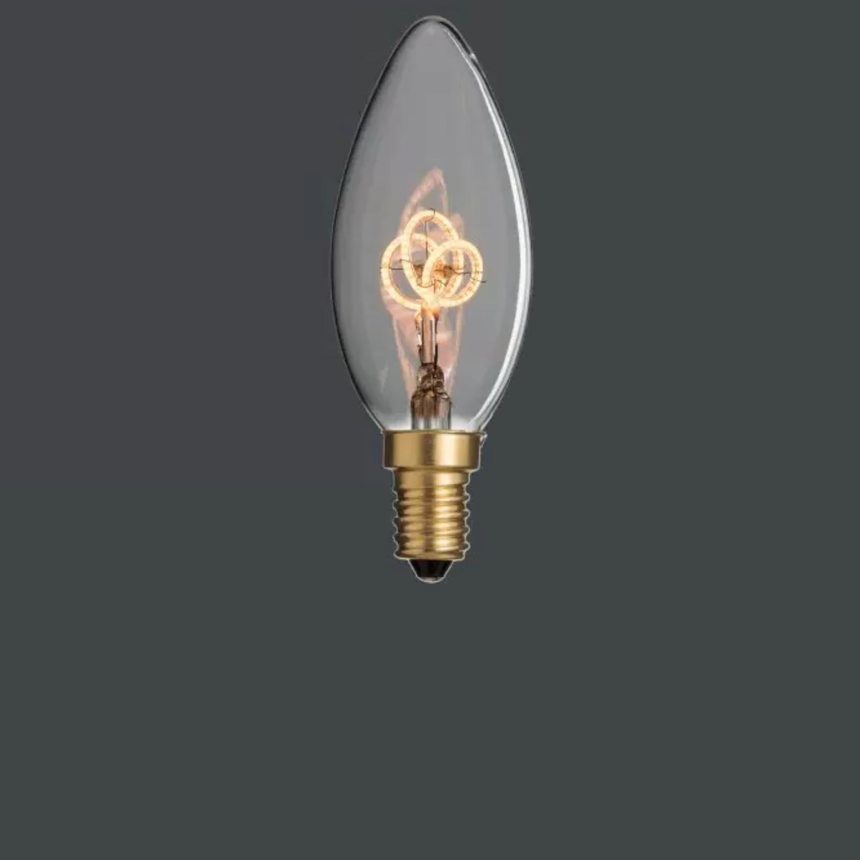 J-line Ledlamp C35 3 Loops E14