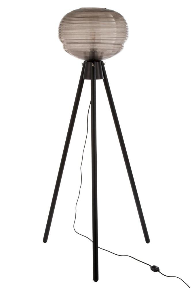 J-line Vloerlamp Teri driepoot-5744-5400924057442