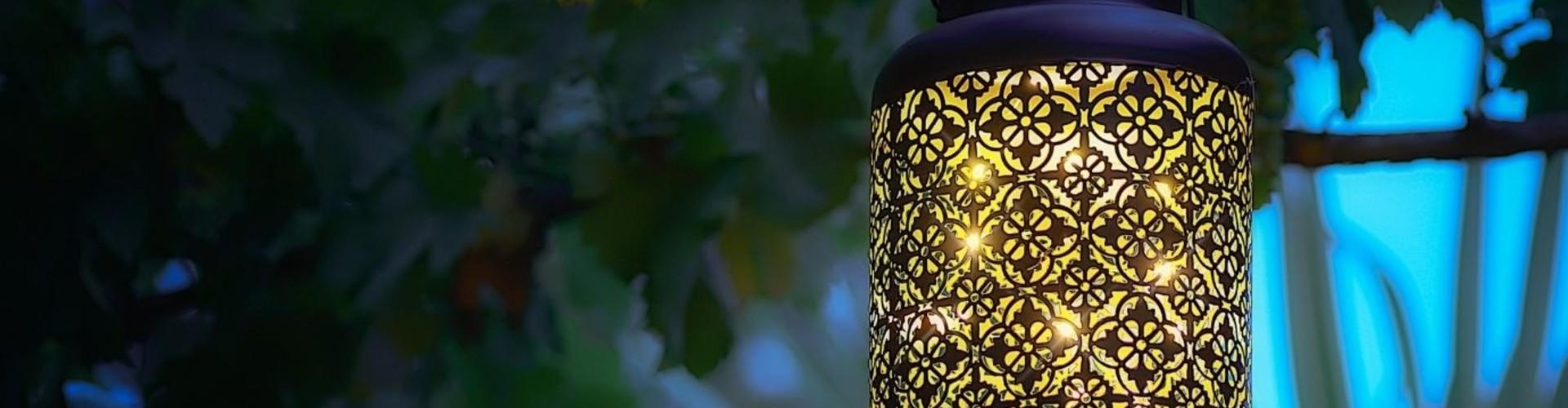 Warmte en sfeer met Oosterse lampen