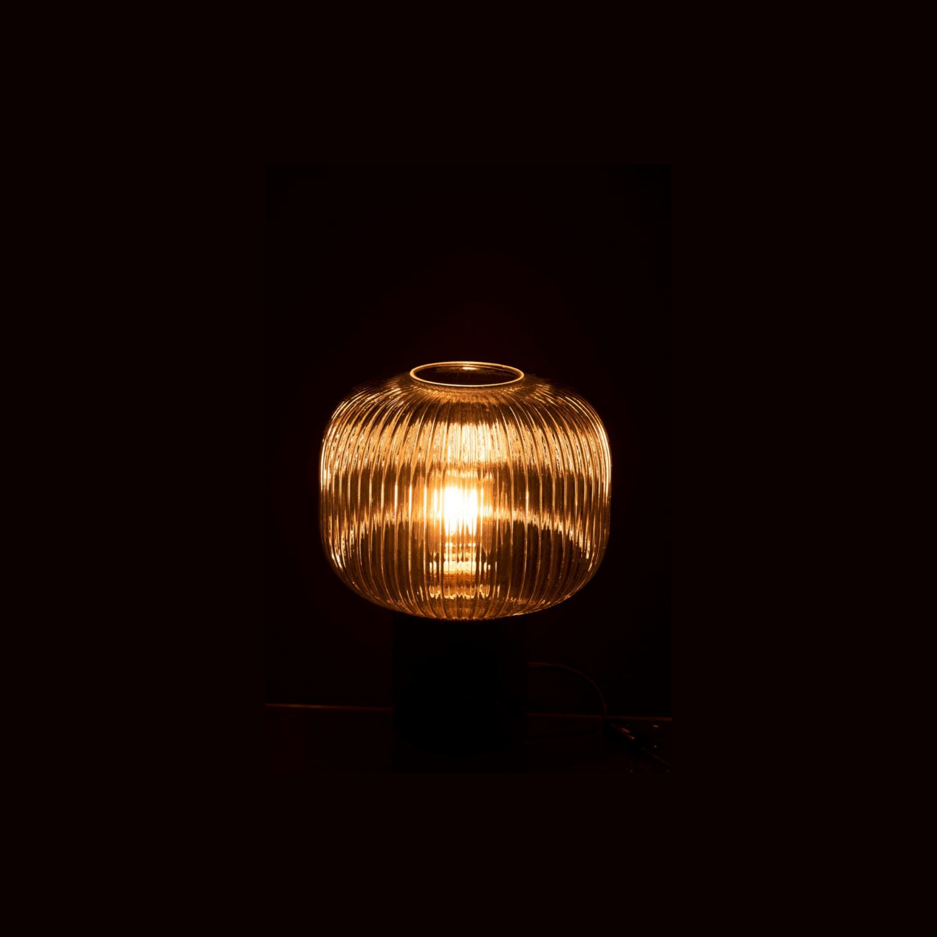 J-line Tafellamp Yufo marmer