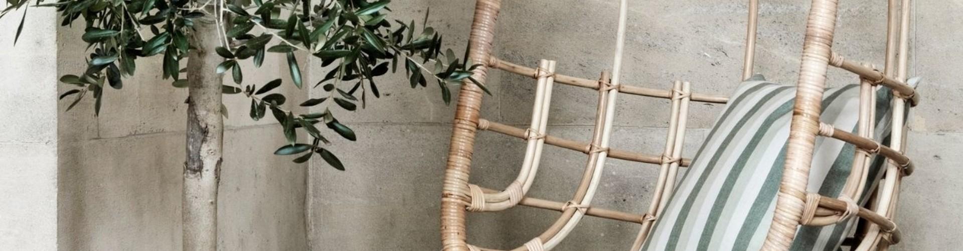 Een hangstoel in je interieur