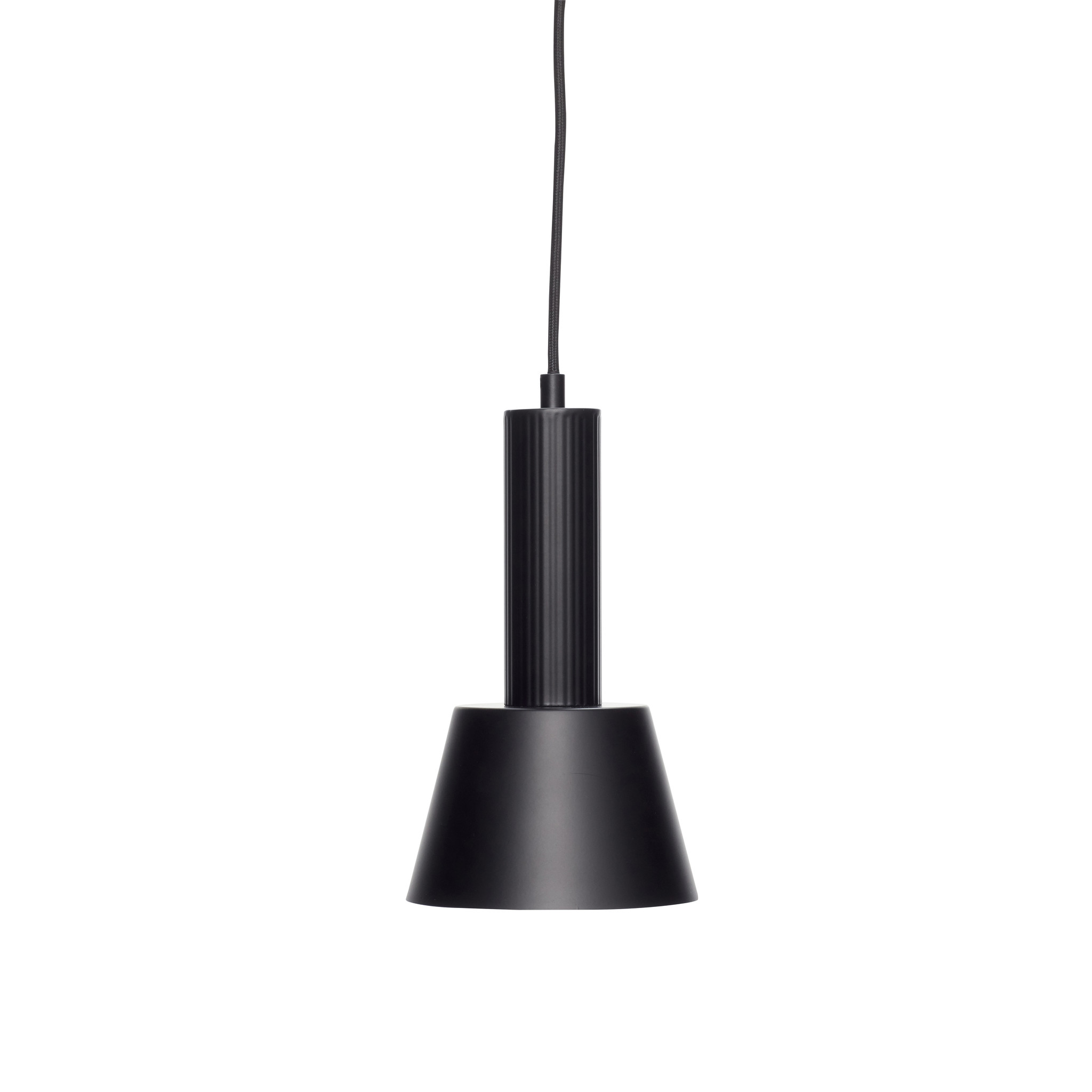 Hubsch Hanglamp metaal zwart-991113-5712772072615