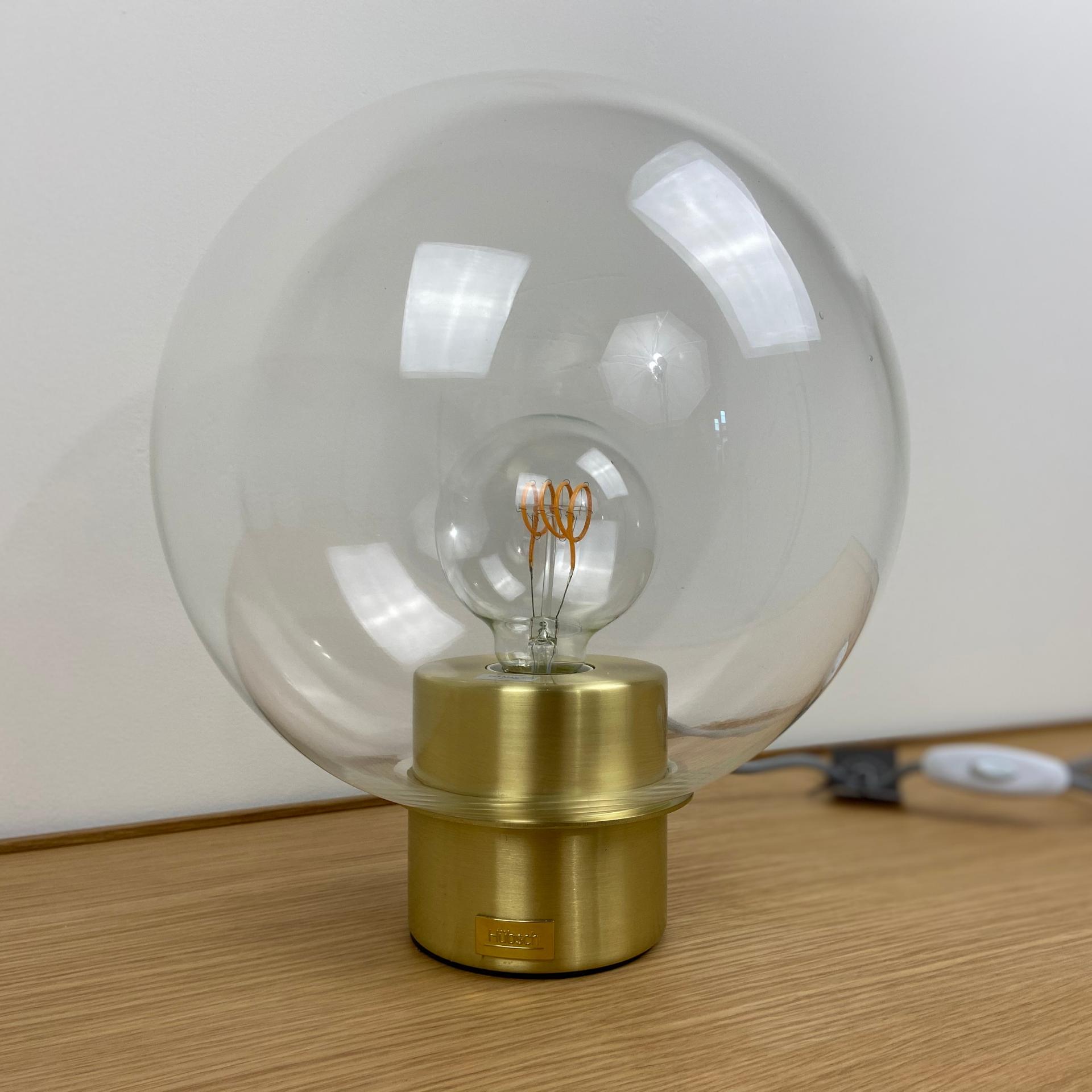 J-line LED E27 4W standaard 12 cm filament lichtbron