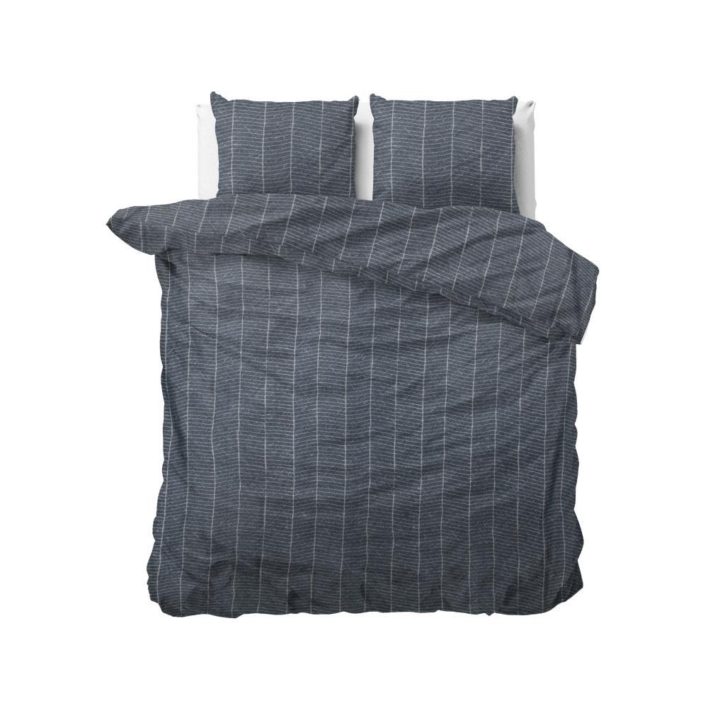 Dreamhouse Dekbedovertrek Cecil Blue - 240x220cm-8720254773506-87020254773506