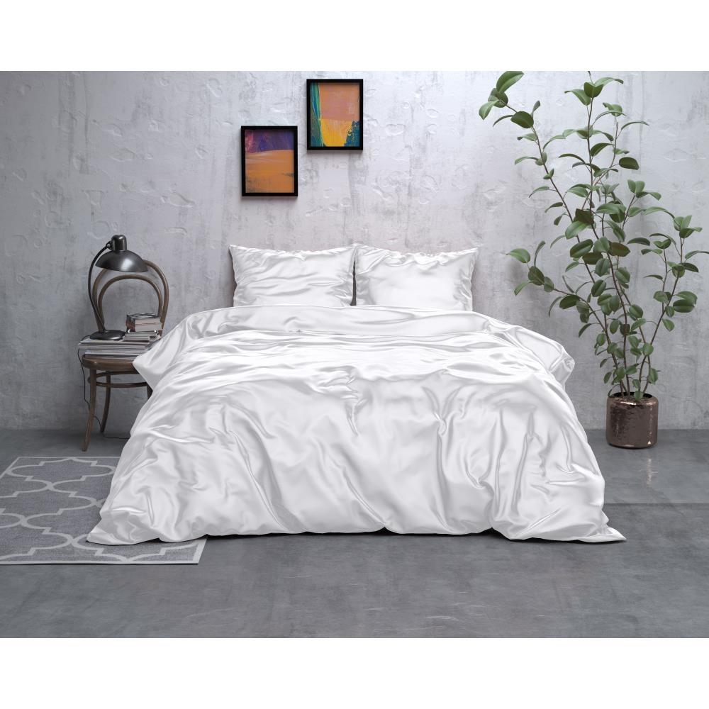Dreamhouse Dekbedovertrek Beauty Skin Care White - 240x220cm-14019228-8719242032282