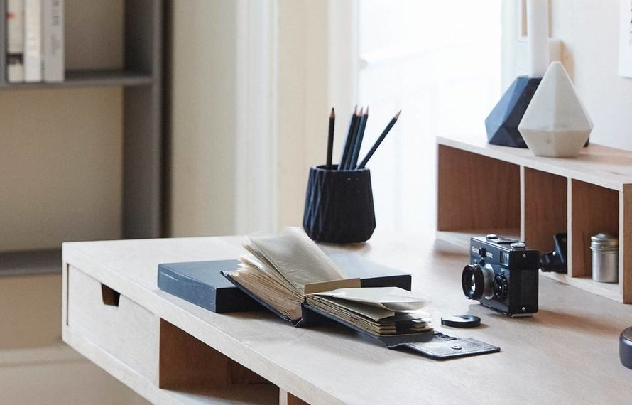 Tips voor een werkplek in de woonkamer