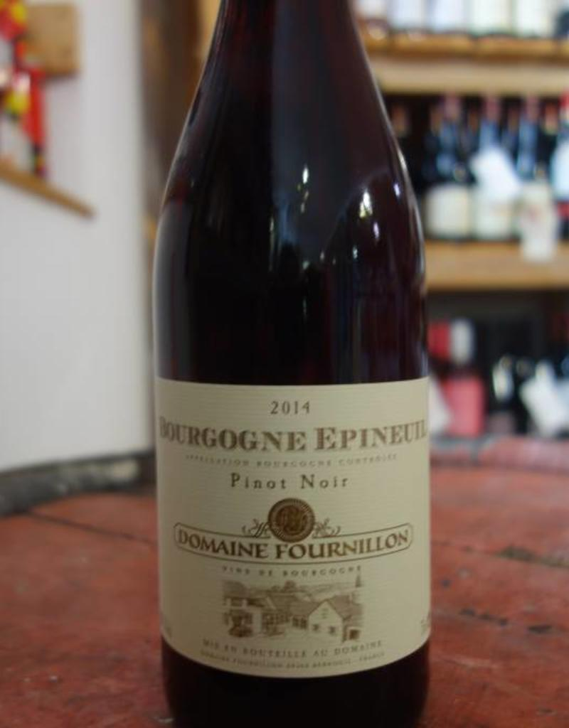 Bourgogne Epineuil Rouge, Domaine Fournillon