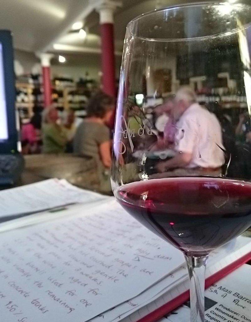 Wine Tasting - Wine Tasting Friday 28th February 2020