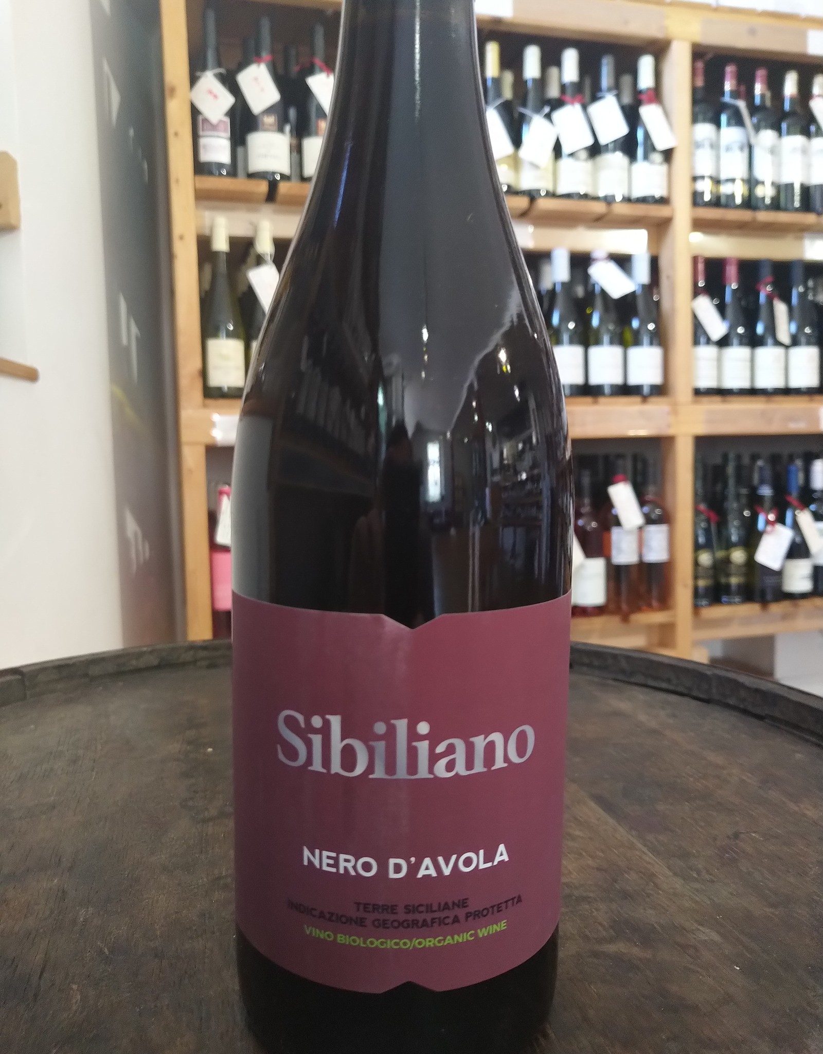2019 Sibliano Nero d'Avola