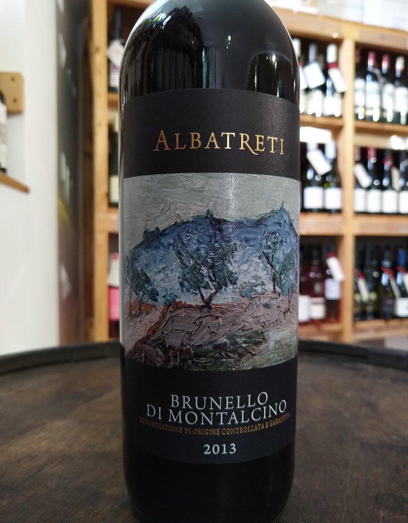 Brunello di Montalcino 2013, Albatreti