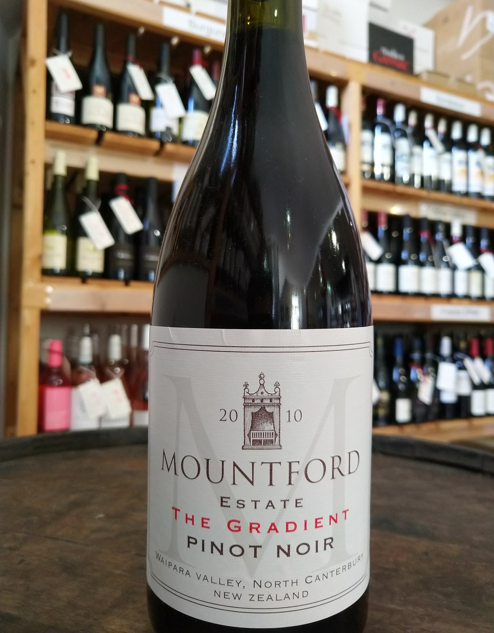 Gradient Pinot Noir 2010, Mountford Estate