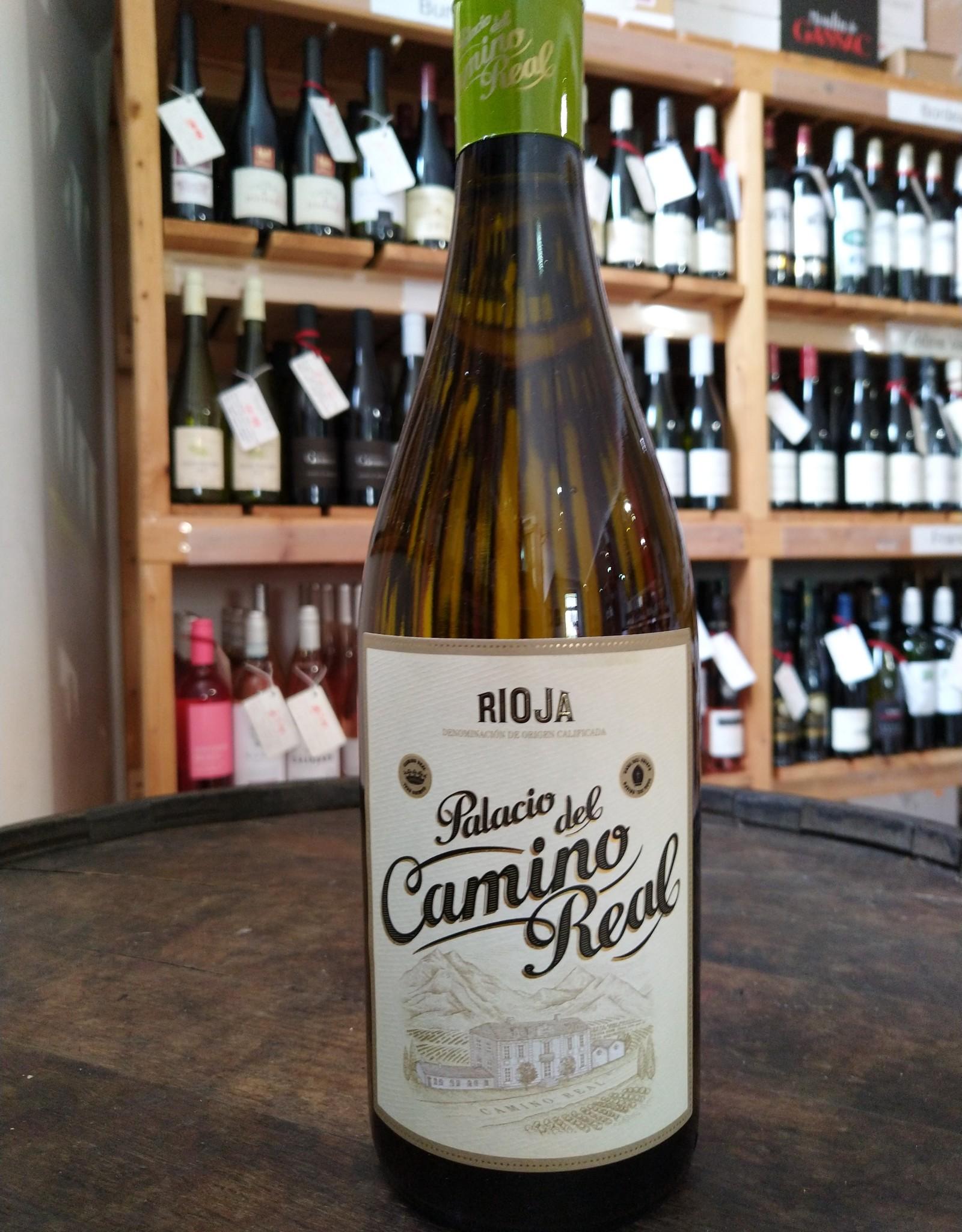 2019 Palacio del Camino Real Rioja Blanco