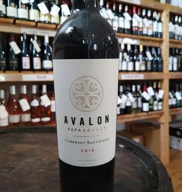 Avalon Cabernet Sauvignon, Napa County 2015
