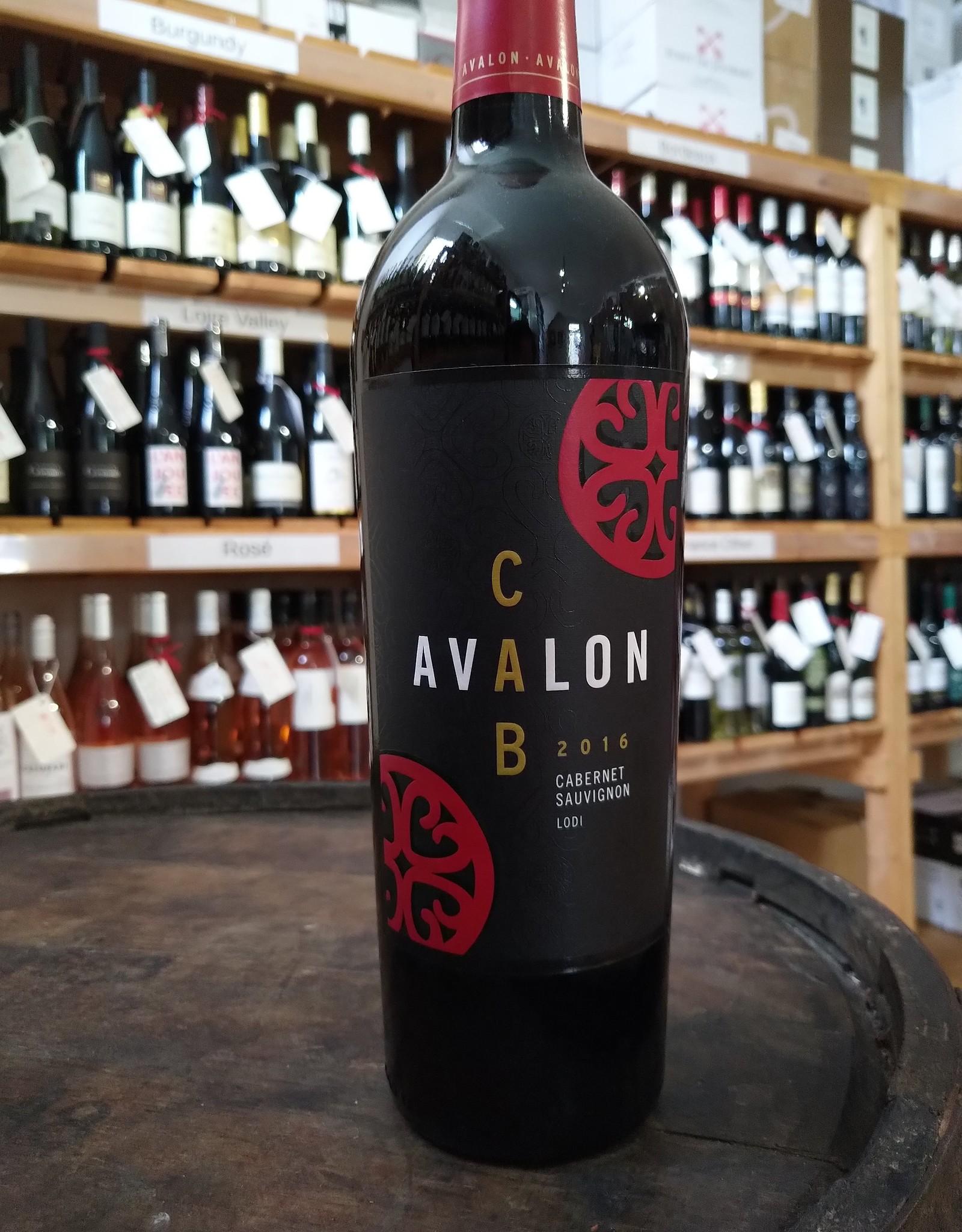 Avalon Cabernet Sauvignon, Lodi