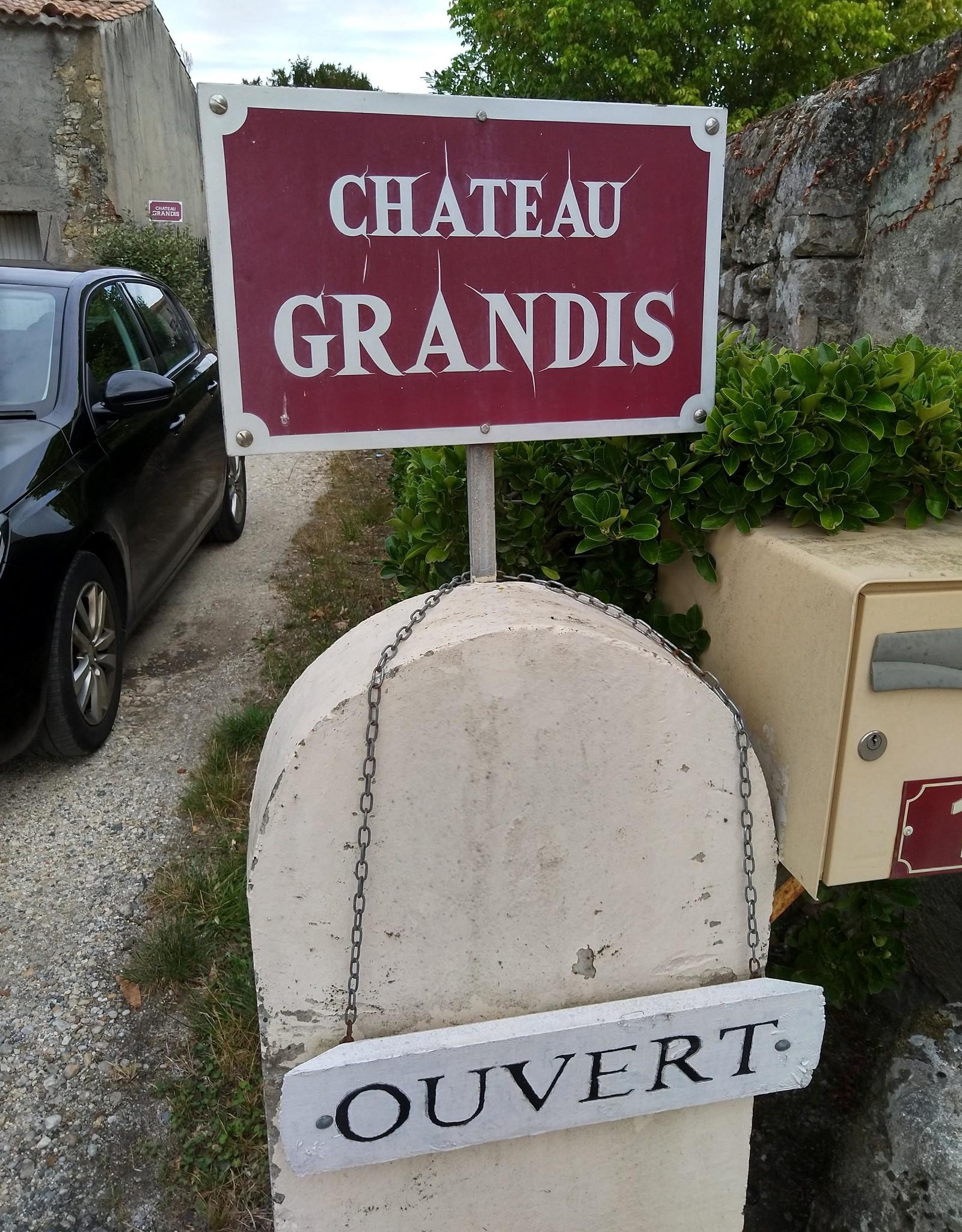 Chateau Grandis 2010, Haut Medoc