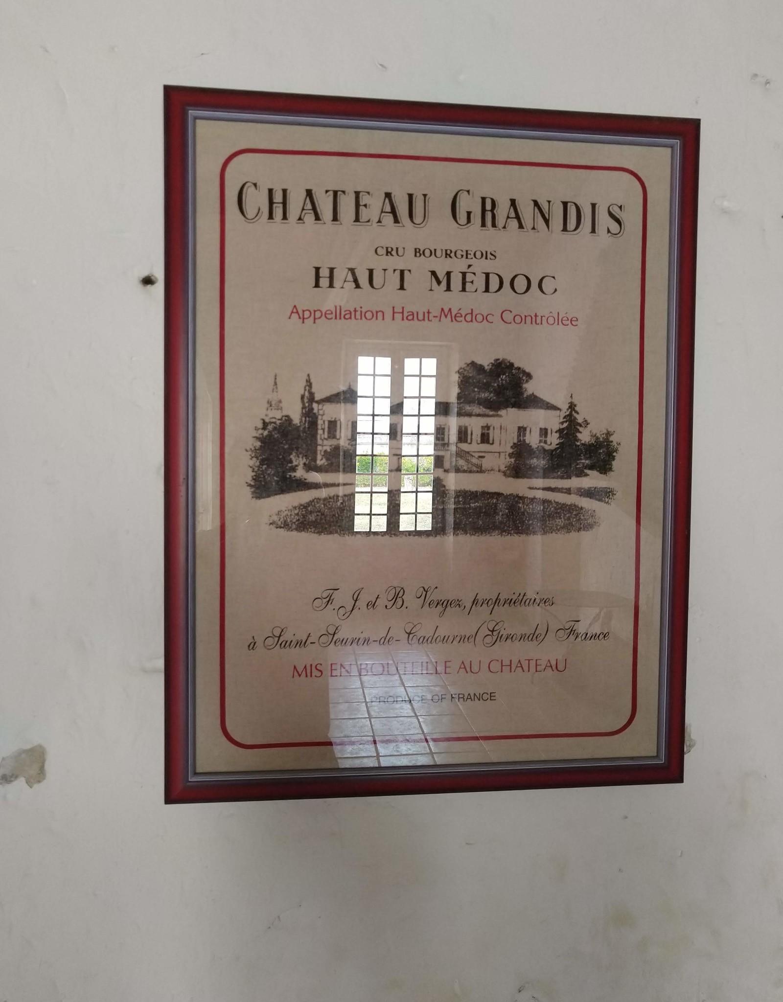 2009 Chateau Grandis, Haut Medoc