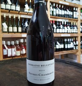 2014 Domaine Belleville Gevrey Chambertin Creux Brouillard
