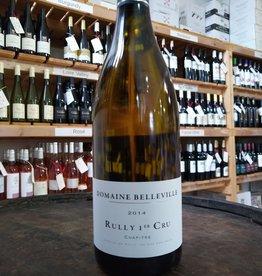 """Rully Blanc 1er Cru """"La Chapitre"""" 2014, Domaine Belleville"""