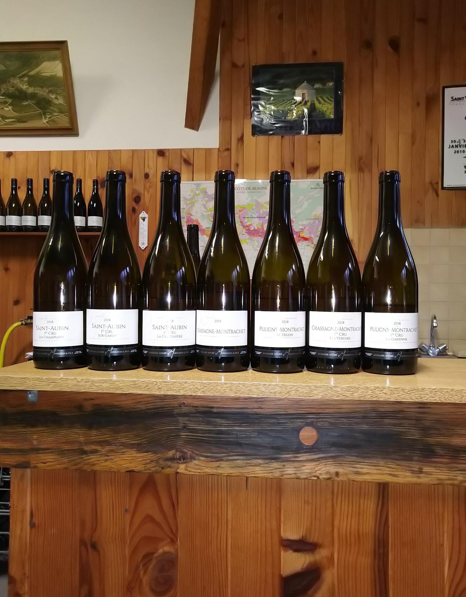 2016 Domaine Moingeon Puligny-Montrachet 1er Cru La Garenne