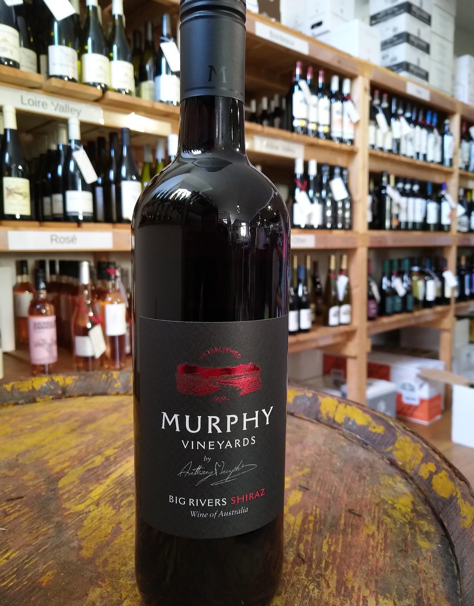 2018 Murphy's Shiraz