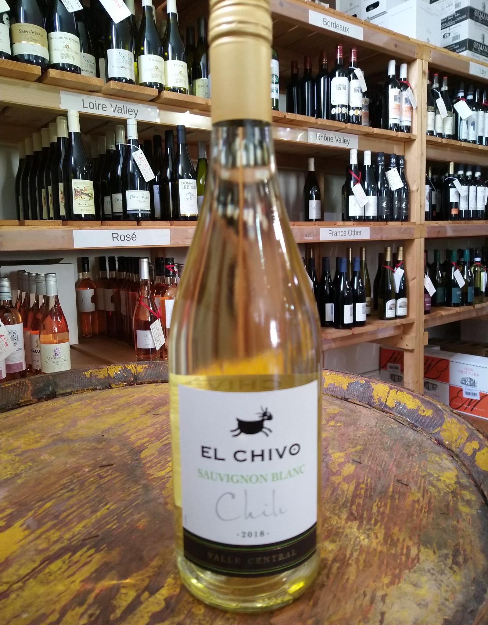 El Chivo Sauvignon Blanc, Chile