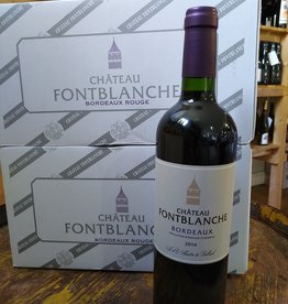 Case Deal £100 - 12 x Fontblanche Bordeaux - Retail value £143.88
