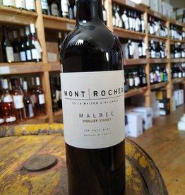 Mont Rocher Malbec Vieilles Vignes Pays d'Oc