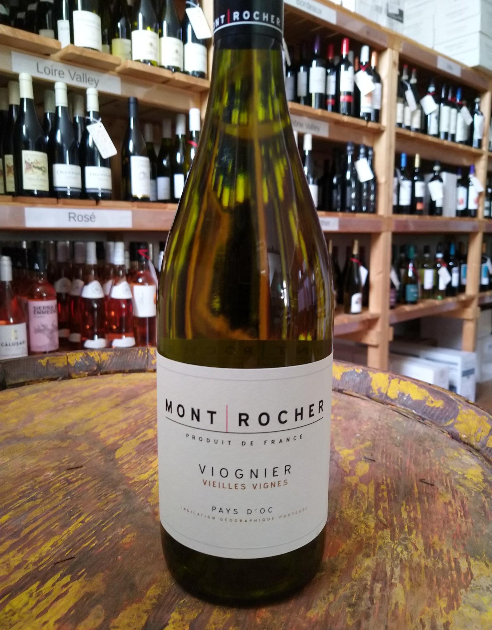 Mont Rocher Viognier Vieilles Vignes, Pays d'Oc