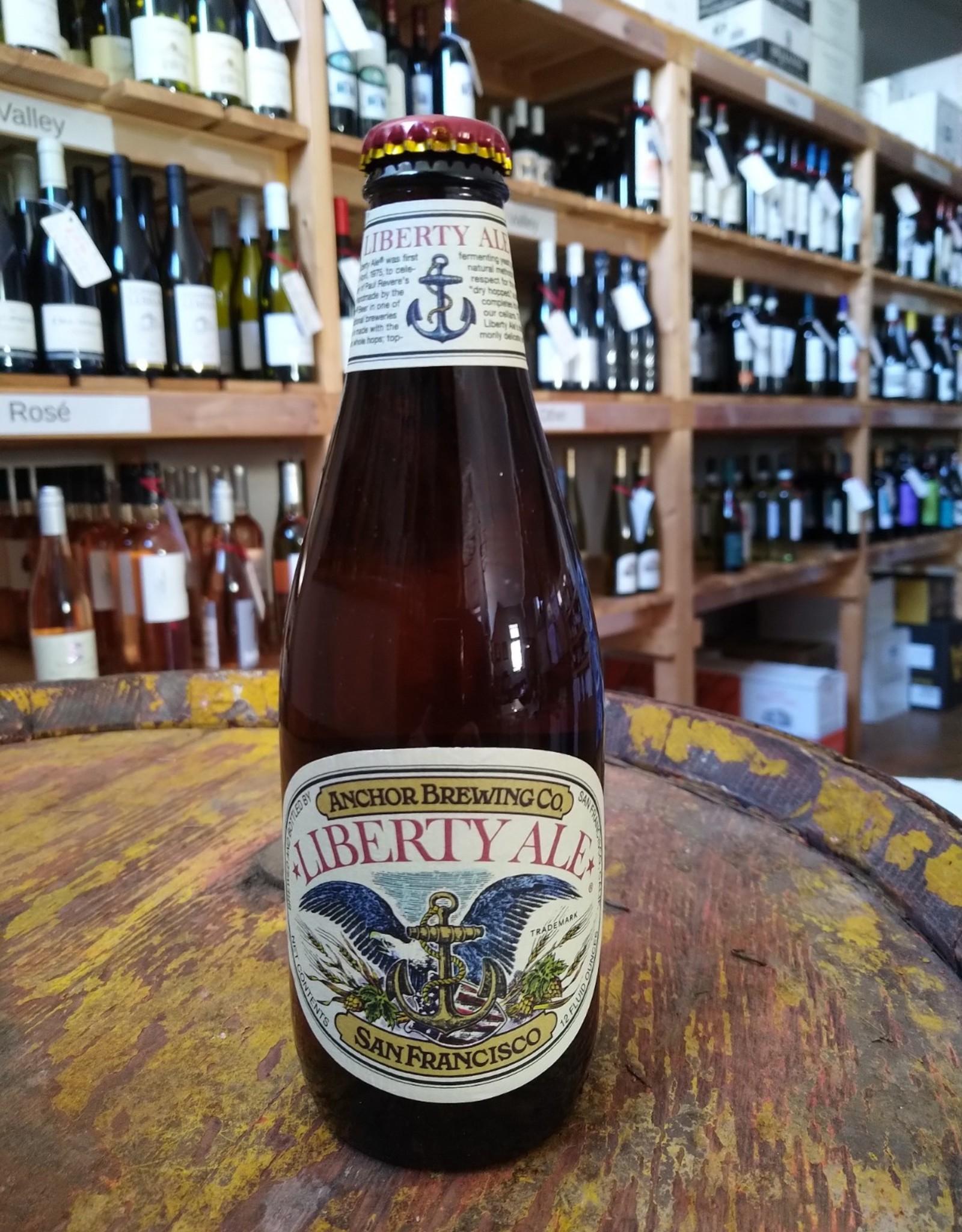 Liberty Ale, Anchor Brewing Co