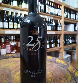 "2010 Ornellaia ""La Celebrazione"" 25th Anniversary Bottle"