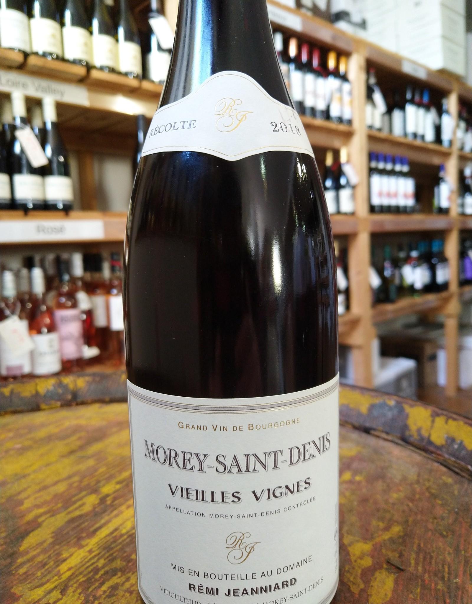 2018 Domaine Jeanniard Morey Saint Dennis Vieilles Vignes