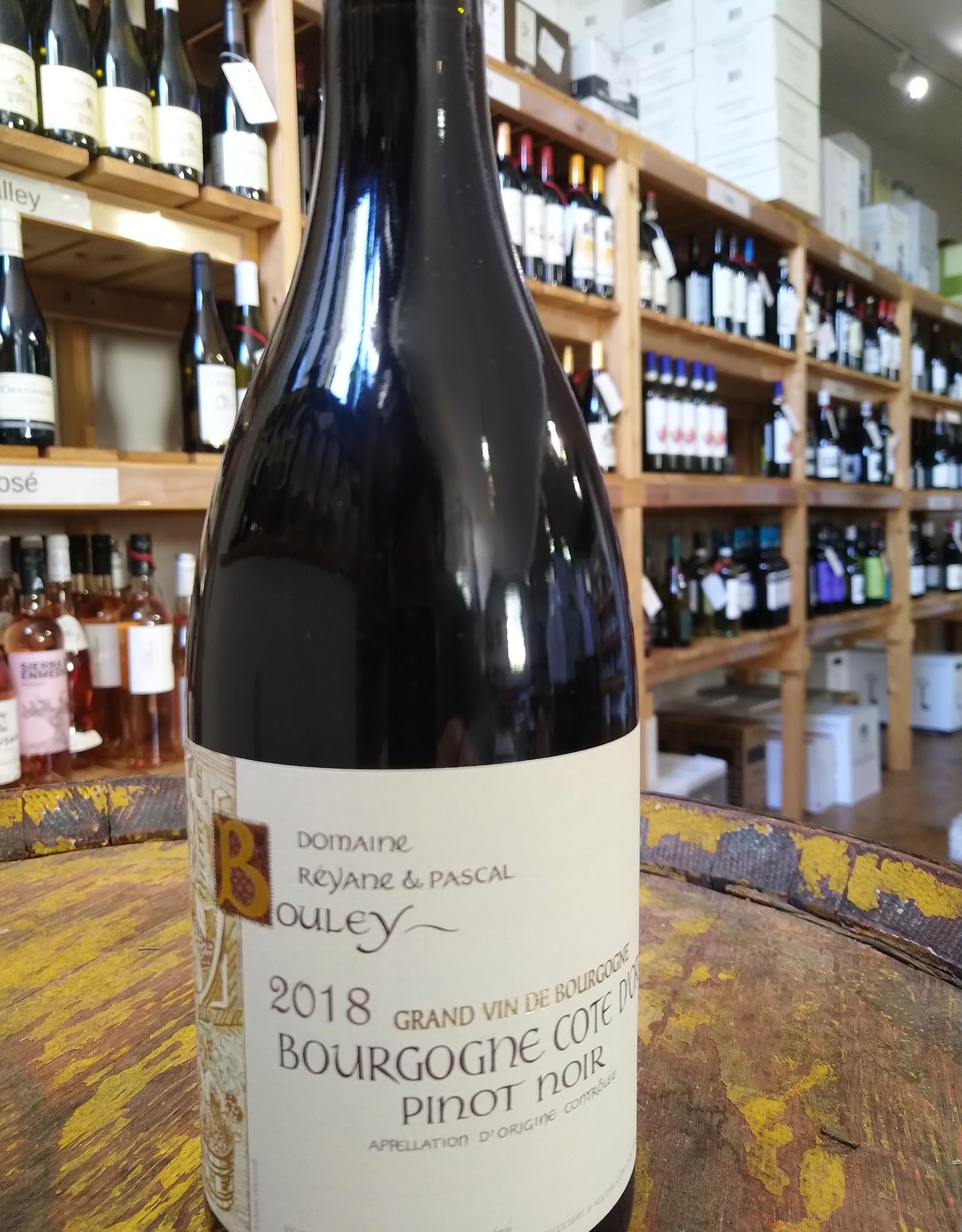 Bouley Bourgogne Côte d'Or Pinot Noir 2018