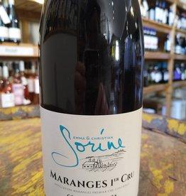 Maranges 1er Cru Clos Roussots 2018, Domaine Christian Sorine