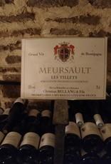 2017 Meursault Les Tillets, Christain Bellang